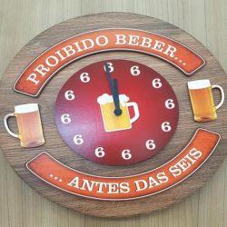 Relógio - Dia Mães - Clube da Casa Nova Era