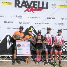 Ciclistas de TP em GP Ravelli SP