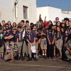 Escoteiros adere à Campanha do Lacre Santa Casa de TP