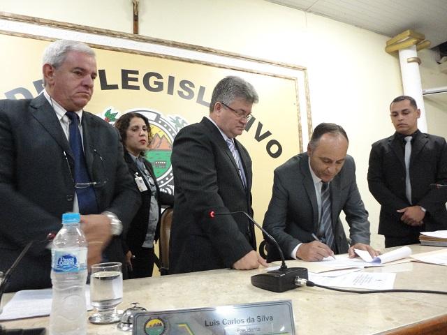 Engenheiro civil de Três Pontas Marcelo Chaves novo prefeito
