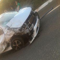 Acidente MG 265 Sul de Minas