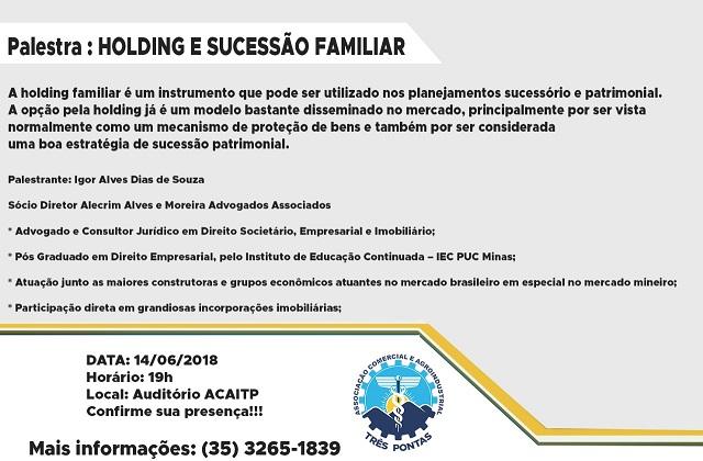 Holding e Sucessão Familiar na Acai TP