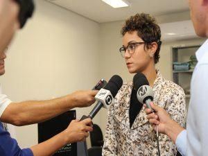 Dra. Ana Gabriela Promotora Justiça TP MG