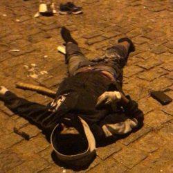 Bandido morto em Campo do Meio Minas