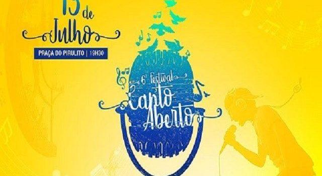 Canto Aberto Festival Escolas de TP