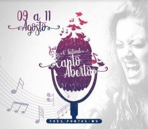 Festival Música Três Pontas MG