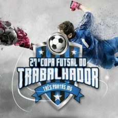 Futsal Copa Trabalhador Esporte Três Pontas