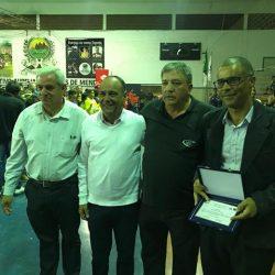 Autoridades Cerimônia Abertura Copa Trabalhador TP