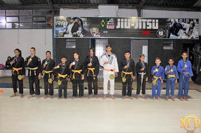 Jiu-Jitsu em Três Pontas Campeonato Sul-Americano de Jiu-Jitsu