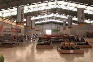 imagem interior loja Cocatrel Nepomuceno MG