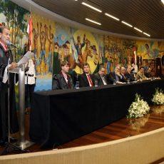 TCEMG Cerimônia de Posse Mesa de Autoridades JPG