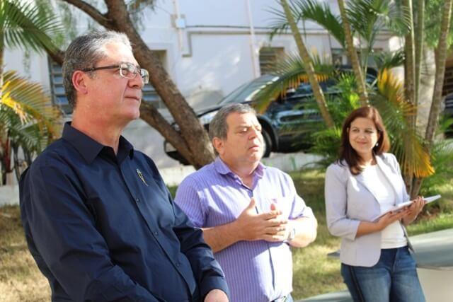 Provedor da Santa Casa de Três Pontas Michel Renan Simão Castro
