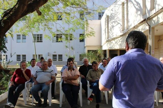 Público em Hospital de Três Pontas