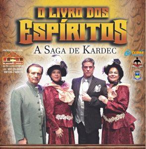 Espiritismo Kardec teatro atores