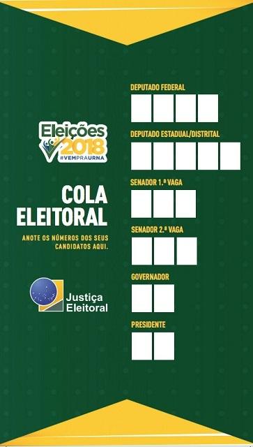 Cola Eleitoral Cartório Três Pontas