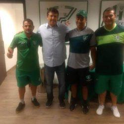 Líderes do América Mineiro em Três Pontas